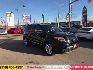 Used 2012 Ford Explorer Limited | NAV | DVD | LEATHER | ROOF | 7PASS for sale in London, ON
