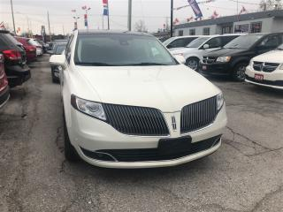 Used 2013 Lincoln MKT EcoBoost | AWD | NAV | LEATHER | ROOF for sale in London, ON