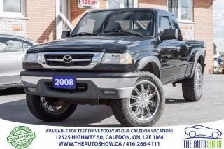Used 2008 Mazda B-Series SE | 4X4 | NO ACCIDENT | UPGRADED WHEELS for sale in Caledon, ON