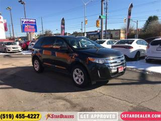 Used 2013 Ford Edge SEL | LEATHER | ROOF | HEATED SEATS for sale in London, ON