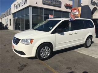 Used 2013 Dodge Grand Caravan SXT/DVD/Navi/Camera for sale in Burlington, ON