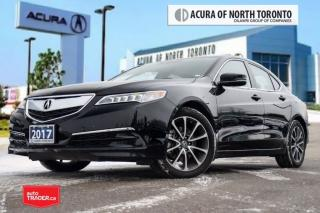 Used 2017 Acura TLX 3.5L SH-AWD w/Tech Pkg Only 11058KM|Accident Free| for sale in Thornhill, ON