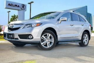 Used 2015 Acura RDX Tech at ONE Owner|NO Accident|NAV|Bluetooth|Backup for sale in Thornhill, ON