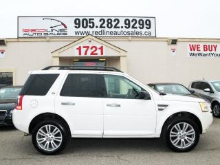 Used 2010 Land Rover LR2 HSE, Leather, Sunroof, AWD, WE APPROVE ALL CREDIT for sale in Mississauga, ON