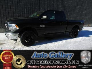 Used 2016 Dodge Ram 1500 ST 4x4 *Low Price! for sale in Winnipeg, MB