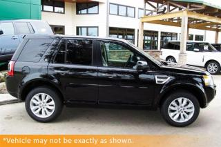 Used 2013 Land Rover LR2 Nav, Double Sunroof, Only 59,0 for sale in Winnipeg, MB
