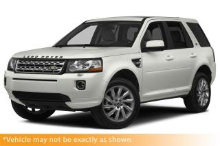 Used 2014 Land Rover LR2 HSE, One Owner, Nav, Backup Ca for sale in Winnipeg, MB