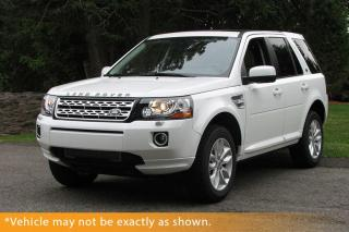 Used 2013 Land Rover LR2 HSE, Nav, Backup Cam, Double S for sale in Winnipeg, MB