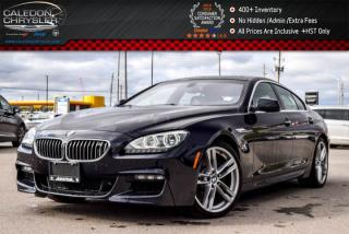 Used 2014 BMW 6 Series 640i xDrive|Navi|Sunroof|Bluetooth|360 Backup Cam|Leather|Heated Front Seats|19