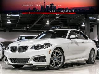 Used 2014 BMW 235i 6 SPEED|LANE DEP|NAVI|REAR CAM|LOADED for sale in North York, ON