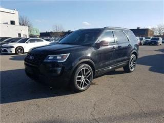 Used 2016 Ford Explorer Sport NAVIGATION, LEATHER, SUNROOF !!! for sale in Concord, ON