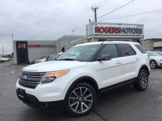 Used 2015 Ford Explorer XLT - 7 PASS - SPORT APP PACKAGE - NAVI for sale in Oakville, ON