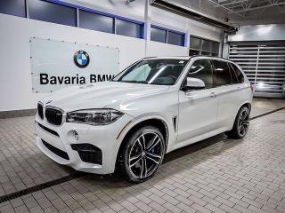 New 2018 BMW X5 M for sale in Edmonton, AB