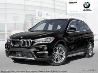 Used 2017 BMW X1 xDrive28i for sale in Oakville, ON