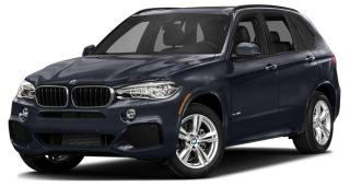 Used 2017 BMW X5 xDrive50i for sale in Oakville, ON
