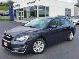 Used 2015 Subaru Impreza 2.0i 5spd for sale in Kitchener, ON