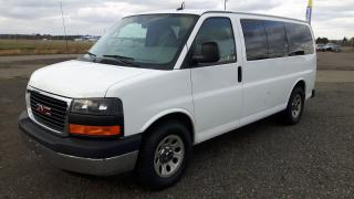 Used 2014 GMC Savana 1500 LT for sale in Thunder Bay, ON