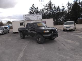 Used 1998 Mazda B-Series 4X4 CAB PLUS for sale in Elmvale, ON
