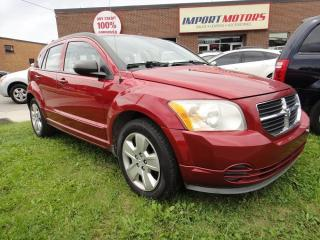Used 2009 Dodge Caliber |SXT| KEYLESS ENTRY| POWER OPTIONS| for sale in North York, ON