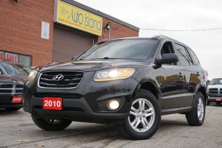 Used 2010 Hyundai Santa Fe GL,Bluetooth,Alloy,AWD for sale in North York, ON