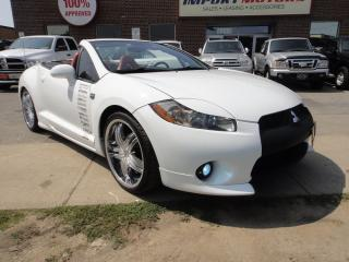 Used 2008 Mitsubishi Eclipse |DUB Edition|NAVIGATION|MUST SEE| for sale in North York, ON