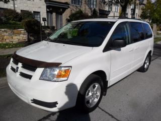 Used 2010 Dodge Grand Caravan SXT, DVD, STOWNGO, NO ACCIDENTS, CERTIFIED for sale in Etobicoke, ON