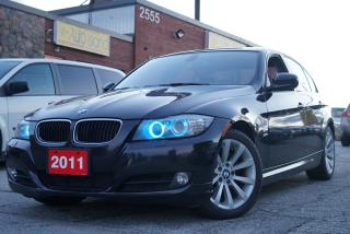 Used 2011 BMW 3 Series 328i xDrive,Navi,Bluetooth for sale in North York, ON