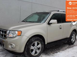 Used 2010 Ford Escape Limited 4dr 4x4 for sale in Edmonton, AB
