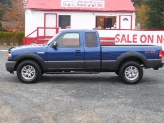 Used 2008 Ford Ranger FX4/Off-Rd for sale in Parksville, BC