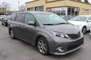 Used 2011 Toyota Sienna SE 8 Passenger Loaded Sunroof for sale in Brampton, ON