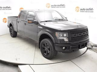 Used 2012 Ford F-150 FX4 4x4 SuperCrew Cab 6.5 ft. box 157 in. WB for sale in Red Deer, AB