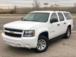 Used 2009 Chevrolet Suburban LS **ACCIDENT FREE** for sale in Mississauga, ON