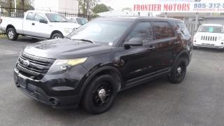 Used 2013 Ford Explorer for sale in Hamilton, ON