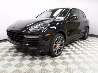 Used 2016 Porsche Cayenne CERTIFIED PRE-OWNED   Premium PLUS   Sport Chrono   Heated & Cooled Seats   21 Inch Wheels   Heated Windshield for sale in Edmonton, AB