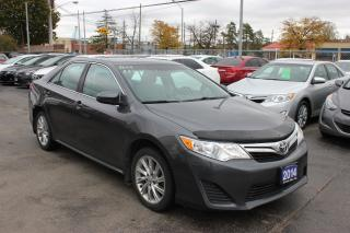 Used 2014 Toyota Camry LE Sunroof Alloy Wheels for sale in Brampton, ON