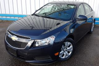 Used 2014 Chevrolet Cruze LT *6-SPEED* for sale in Kitchener, ON