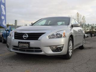 Used 2013 Nissan Altima 2.5 S / SERVICE HISTORY/ ACCIDENT FREE for sale in Newmarket, ON