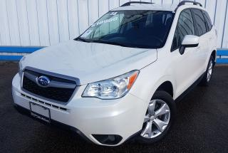 Used 2014 Subaru Forester 2.5i AWD *HEATED SEATS* for sale in Kitchener, ON