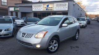 Used 2009 Nissan Rogue SL AWD P-MOON, BLUETOOTH for sale in Etobicoke, ON