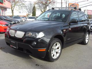 Used 2009 BMW X3 3.0i XDrive for sale in London, ON
