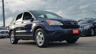 Used 2008 Honda CR-V LX for sale in North York, ON