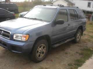 Used 2002 Nissan Pathfinder SE  4X4    Former  B C TRUCK for sale in Mansfield, ON