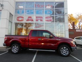 Used 2014 Ford F-150 XLT 4X4 CHROME WHEELS AND BUMPERS for sale in Halifax, NS