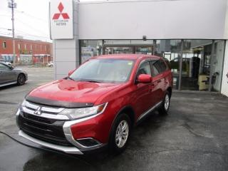 Used 2017 Mitsubishi Outlander ES All Wheel Drive for sale in Halifax, NS
