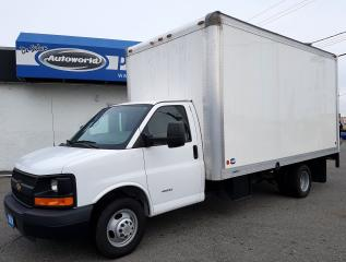 Used 2014 Chevrolet C4500 CUBE VAN DRW for sale in Langley, BC