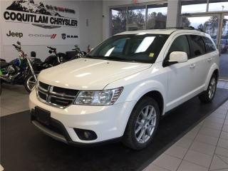 Used 2015 Dodge Journey SXT for sale in Coquitlam, BC
