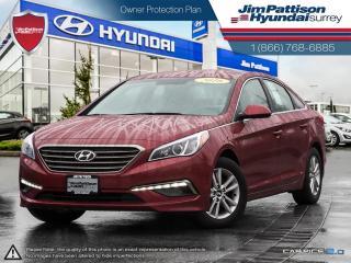 Used 2016 Hyundai Sonata GL Company Demo for sale in Surrey, BC