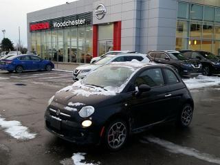 Used 2013 Fiat 500 Sport Hatchback for sale in Mississauga, ON