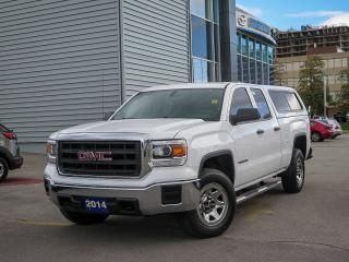 Used 2014 GMC Sierra 1500 Double Cab 4WD for sale in Scarborough, ON