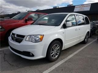 Used 2014 Dodge Grand Caravan 30 th Anniversary Edition, Rear Heat and Air !!! for sale in Concord, ON